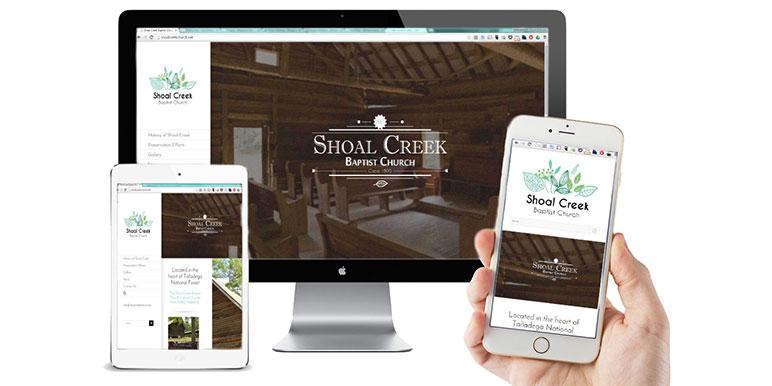 Shoal Creek Baptist Church project