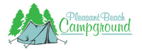 Pleasant Beach Campground logo