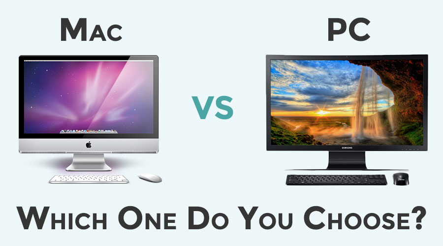 mac vs pc persuasive What's best to run creative cloud mac or pc there's no difference the best platform is the one you're most comfortable with.