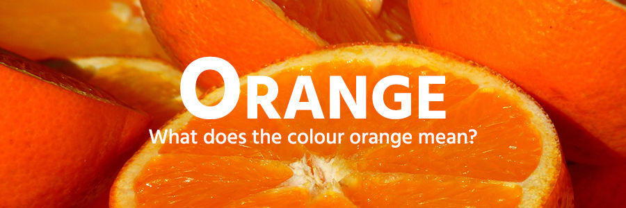 orange colour example - oranges