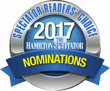 Readers' Choice Nominations 2017