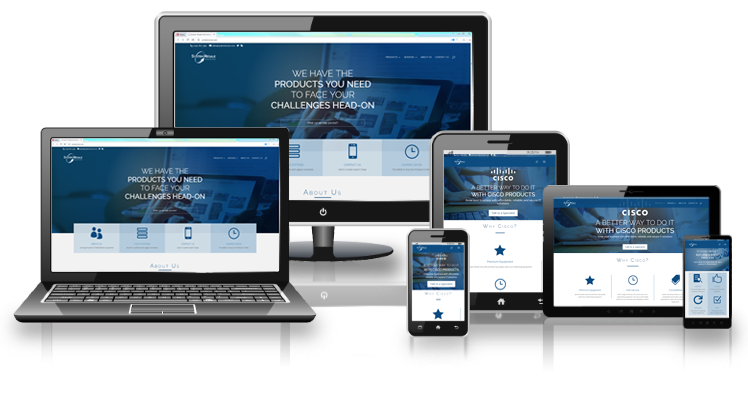 System Resale Solutions Responsive Layouts