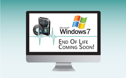 Windows 7 End of Life is coming soon January 14, 2020