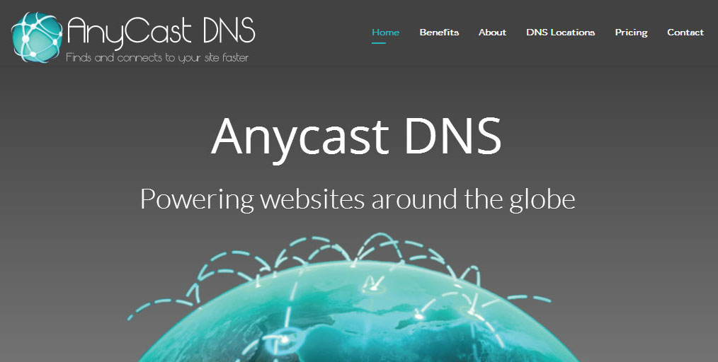 AnyCast DNS project